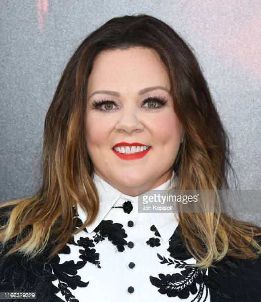 Melissa McCarthy attends the Premiere Of Warner Bros Pictures' The Kitchen at TCL Chinese Theatre on August 05 2019 in Hollywood California