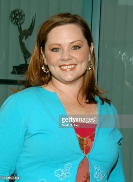 Melissa McCarthy during Behind The Scenes Of The Gilmore Girls at The Academy Of Arts And Sciences Leonard H Goldenson Theater in North Hollywood...