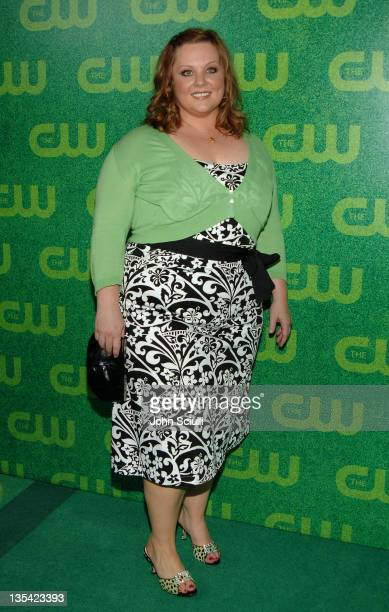 Melissa McCarthy during The CW Summer 2006 TCA Party Arrivals at Ritz Carlton in Pasadena California United States