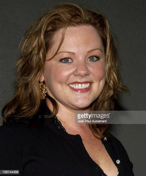 Melissa McCarthy during The WB Network's 2003 All Star Party at White Lotus in Hollywood California United States
