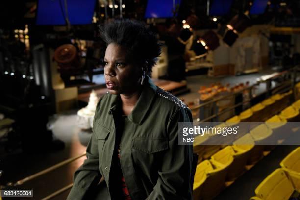 "Melissa McCarthy"" Episode 1724 -- Pictured: Leslie Jones in ""Documentary"" --"