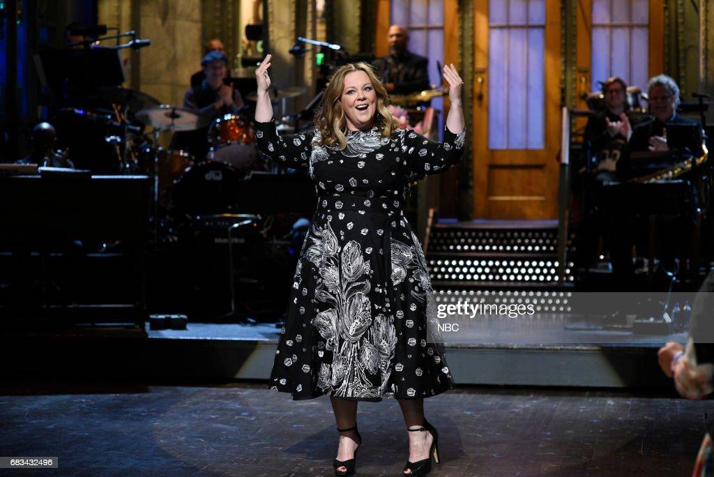 "NBC's ""Saturday Night Live"" with Melissa McCarthy, Haim"