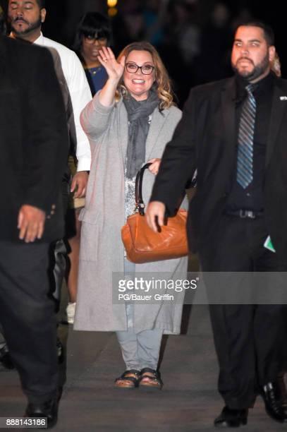 Melissa McCarthy is seen at kimmel on December 07 2017 in Los Angeles California