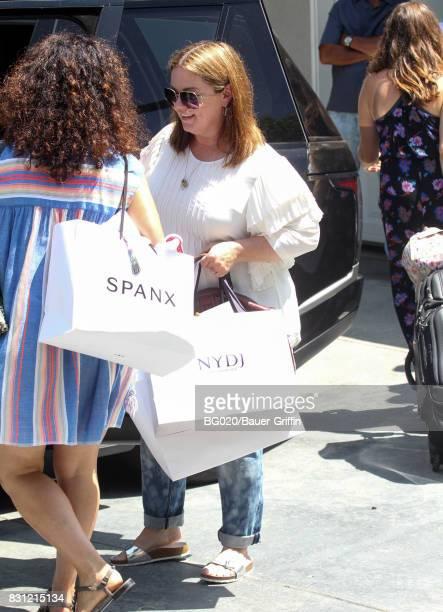 Melissa McCarthy is seen on August 13 2017 in Los Angeles California