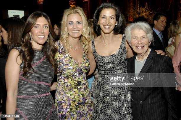 Melissa Meyers Abbey Braverman Dr Aryan Shayegani and Roslyn Jaffe attend THE FOOD ALLERGY INITIATIVE'S Spring Luncheon at Cipriani 42nd Street on...