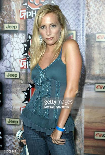 Melissa 'Mojo' Hunter during GPhoria 2005 The Mother of All Videogame Award Shows Arrivals at Los Angeles Center Studios in Los Angeles California...