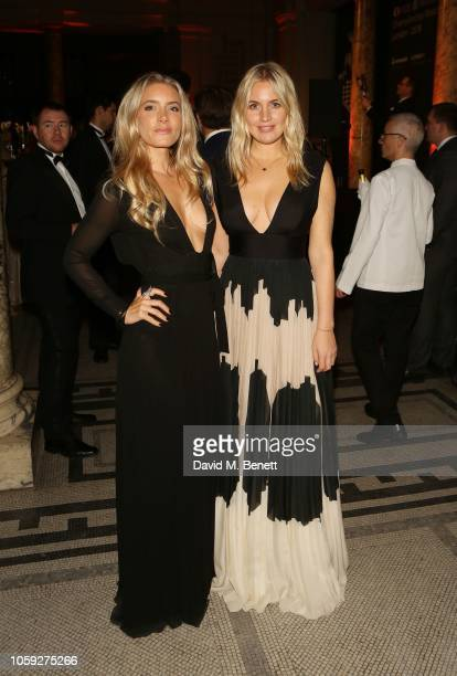 Melissa Montgomery attends the FIDE World Chess Championship 2018 Gala Opening 2018 at The VA on November 8 2018 in London England