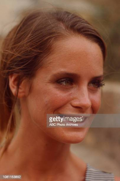 Melissa Newman appearing in the Walt Disney Television via Getty Images tv movie 'River of Gold'.