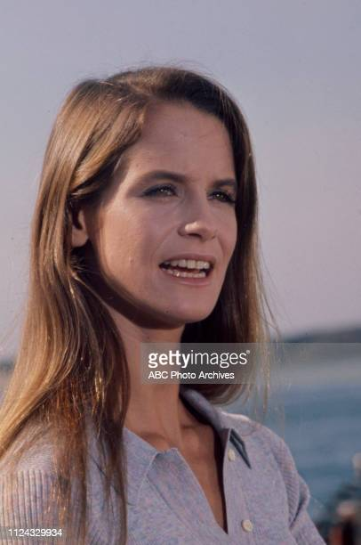 Melissa Newman appearing in the Walt Disney Television via Getty Images tv movie 'Getting Away from It All'.