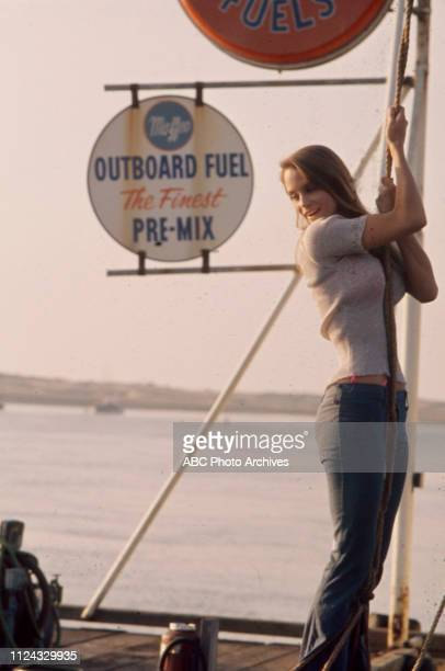 Melissa Newman appearing in the Walt Disney Television via Getty Images tv movie 'Getting Away from It All'