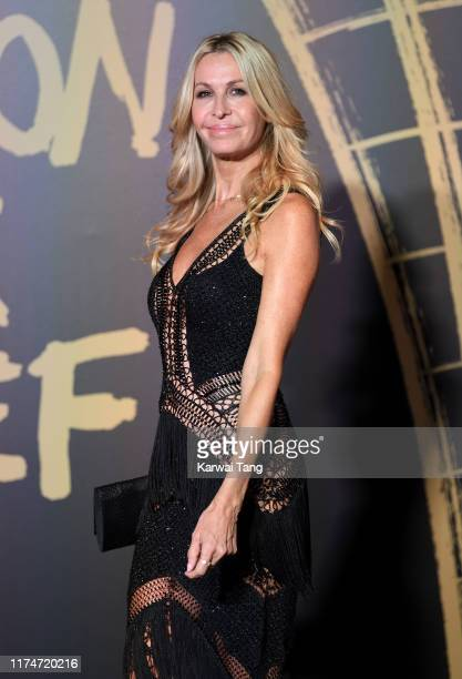 Melissa Odabash attends Fashion For Relief London 2019 at The British Museum on September 14 2019 in London England