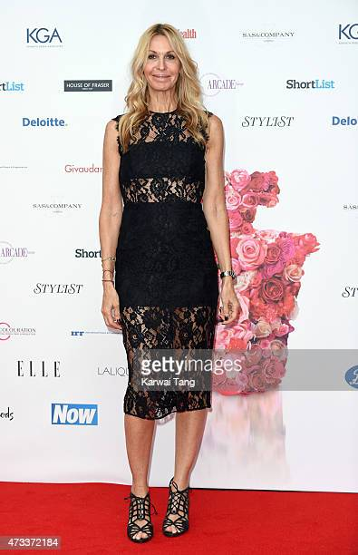 Melissa Odabash attends the FiFi UK Fragrance Awards at The Brewery on May 14 2015 in London England