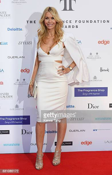 Melissa Odabash attends the Fragrance Foundation Awards at The Brewery on May 12 2016 in London England
