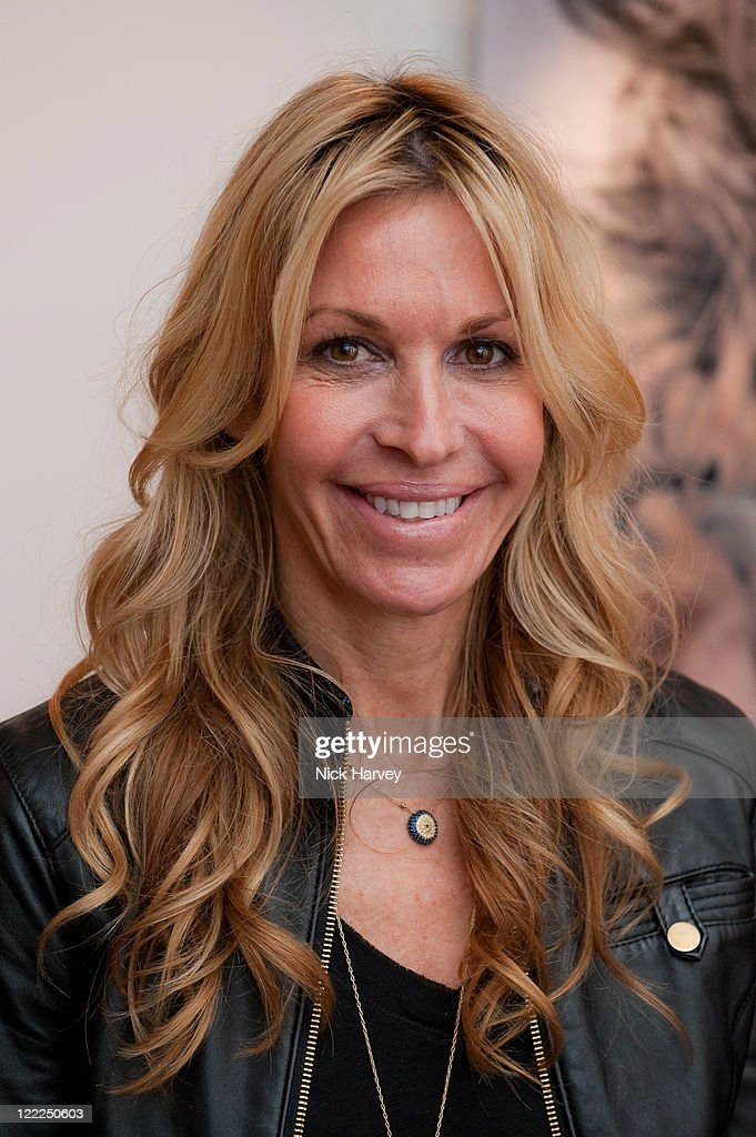 Melissa Odabash attends the Zoobs vs. Lodola private view at Opera Gallery on June 16, 2010 in London, England.