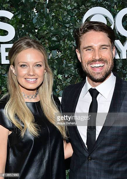 Melissa Ordway and James O'Halloran attend the CBS Daytime for 30 Years event at The Paley Center for Media on October 10 2016 in Beverly Hills...