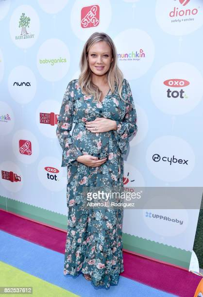Melissa Ordway at Step 2 Presents 6th Annual Celebrity Red CARpet Safety Awareness Event on September 23 2017 in Culver City California