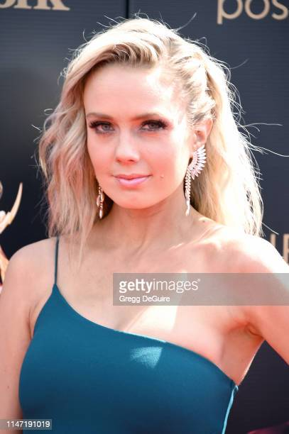 Melissa Ordway attends the 46th annual Daytime Emmy Awards at Pasadena Civic Center on May 05 2019 in Pasadena California