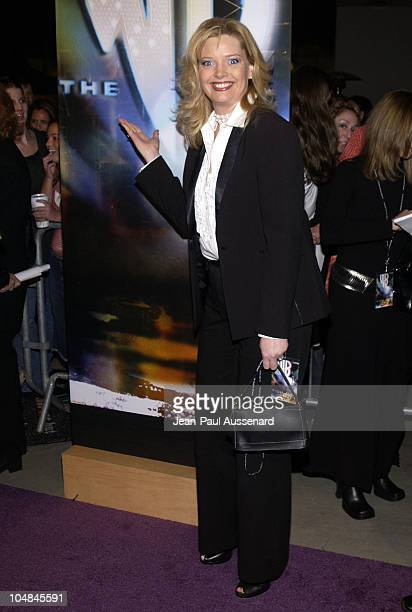 Melissa Peterman during The WB Network AllStar Celebration Arrivals at The Highlands in Hollywood California United States