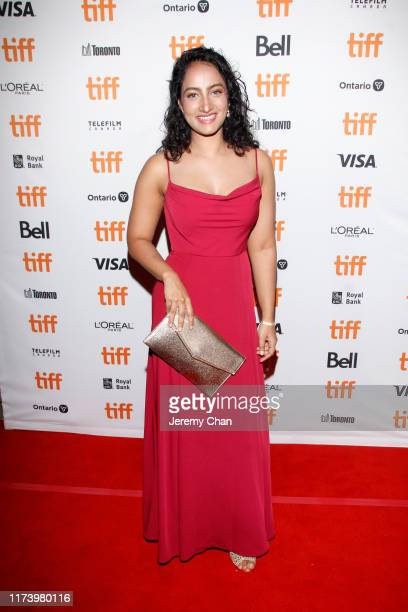 """Melissa Raju Thomas attends the """"The Elder One"""" photo call during the 2019 Toronto International Film Festival at Winter Garden Theatre on September..."""