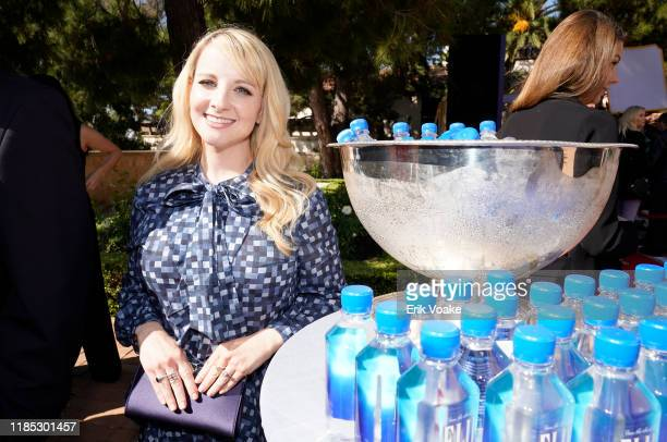 Melissa Rauch attends FIJI Water at Newport Beach Film Festival Fall Honors and Variety's 10 Actors to watch on November 03 2019 in Newport Beach...