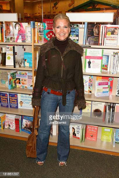 Melissa Reeves arrives to the Days Of Our Lives Book Launch Signing And Cast Meet Greet at Barnes Noble bookstore at The Grove on November 19 2010 in...