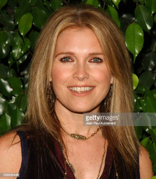 Melissa Reeves during NBC's Days of Our Lives 40th Anniversary Celebration at Hollywood Palladium in Hollywood California United States