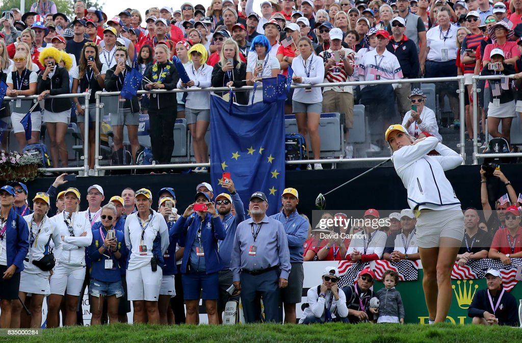 The Solheim Cup - Day One : News Photo