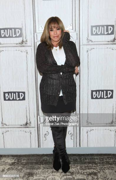 Melissa Rivers attends Build Series to discuss her new book 'Joan Rivers Confidential' at Build Studio on October 25 2017 in New York City