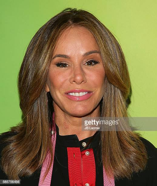 Melissa Rivers attends the 2016 Summer TCA Tour NBCUniversal Press Tour on August 3 2016 in Beverly Hills California
