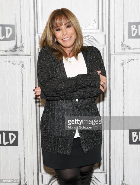 Melissa Rivers discusses the book 'Joan Rivers Confidential' at Build Studio on October 25 2017 in New York City