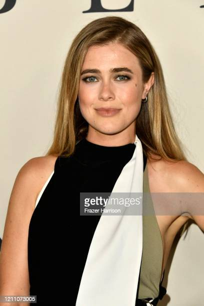 """Melissa Roxburgh attends the premiere of Lionsgate's """"I Still Believe"""" at ArcLight Hollywood on March 07, 2020 in Hollywood, California."""