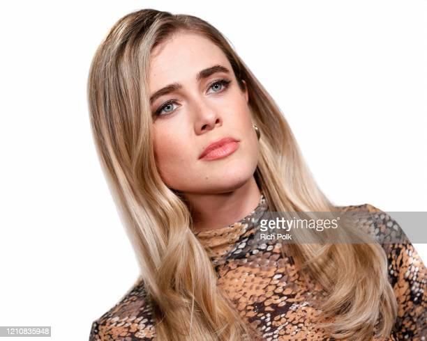 Melissa Roxburgh visit's 'The IMDb Show' on January 13, 2020 in Santa Monica, California. This episode of 'The IMDb Show' airs on March 9, 2020.