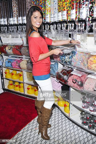 Melissa Rycroft attends the Robeez 20th Anniversary Celebration at Sugar Factory American Brasserie on October 21 2014 in New York City