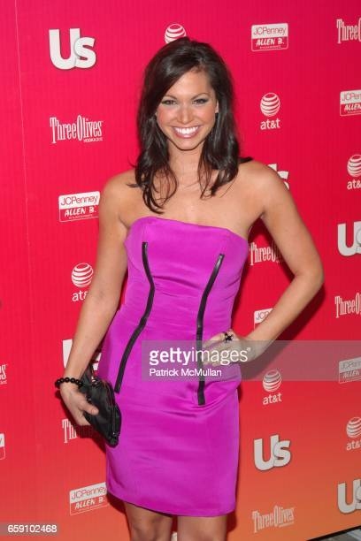 Melissa Sagemiller attends US WEEKLY CELEBRATES ANNUAL HOT HOLLYWOOD STYLE ISSUE IN HOLLYWOOD at MyHouse on April 22 2009 in Hollywood CA