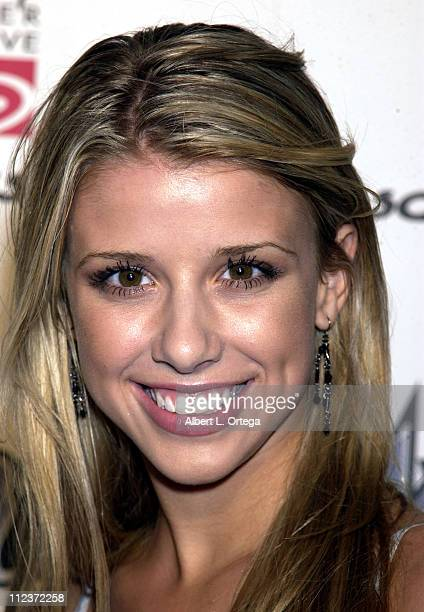 Melissa Schuman during 'Kingdom Hearts' Video Game PreLaunch Party at W Hotel in Westwood California United States