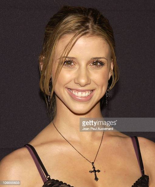 Melissa Shuman during Teen People and Universal Records Honor Nelly as the 2002 Artist of the Year Arrivals at Ivar in Hollywood California United...