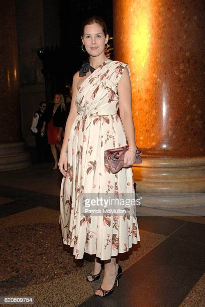 Melissa Skoog attends THE AMERICAN MUSEUM OF NATURAL HISTORY Winter Dance Sponsored by ROBERTO CAVALLI at American Museum of Natural History on March...