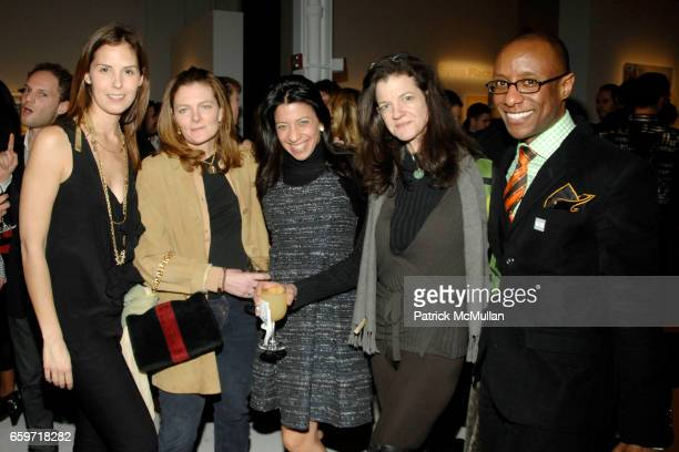 Melissa Skoog Jennifer Orr Lisa Anastos and Lori Seliger attend USA NETWORK and VANITY FAIR Celebrate Launch of Character Project with Gallery...