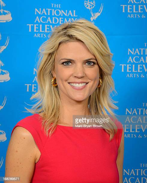 Melissa Stark attends the 34th Annual Sports Emmy Awards at Frederick P Rose Hall Jazz at Lincoln Center on May 7 2013 in New York City