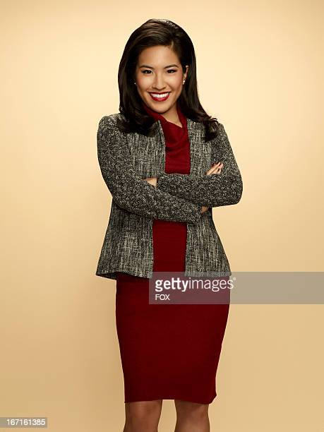 Melissa Tang as 'April Cho' in the new comedy THE GOODWIN GAMES airing on FOX
