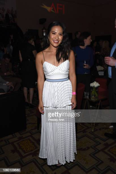 Melissa Tang attends the after party for the Gala Screening of The Kominsky Method at AFI FEST 2018 Presented By Audi at on November 10 2018 in...