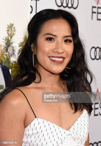 Melissa Tang attends the Gala Screening of The Kominsky Method at AFI FEST 2018 Presented By Audi at TCL Chinese Theatre on November 10 2018 in...