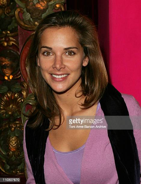 Melissa Theuriau during Monsieur Madame's 25th Anniversary Party and Launch of New Characters Monsieur Madame Anniversaire at Les Pavillons de Bercy...