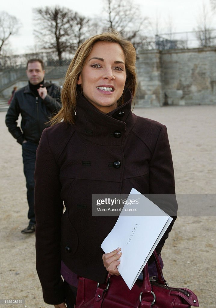 Paris Fashion Week Fall/Winter 2007 - Celine - Arrivals