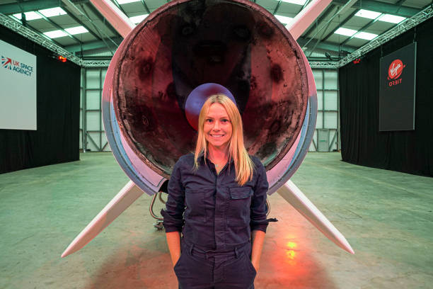 GBR: Spaceport Cornwall Opens Exhibition On Satellites At Newquay Airport