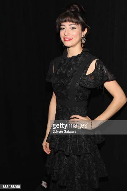 Melissa Villasenor attends The 2017 Museum Gala at American Museum of Natural History on November 30 2017 in New York City