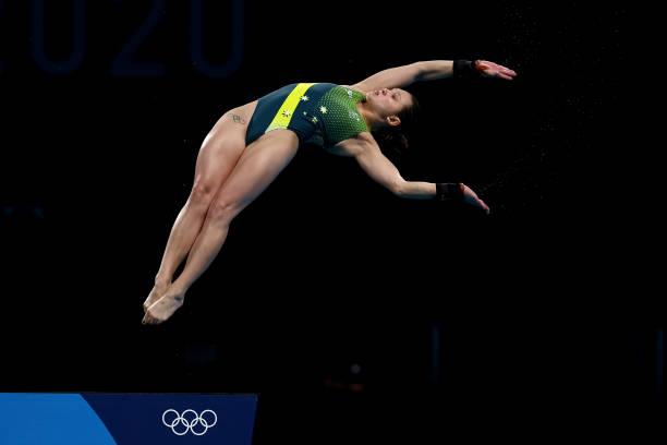 JPN: Diving - Olympics: Day 13