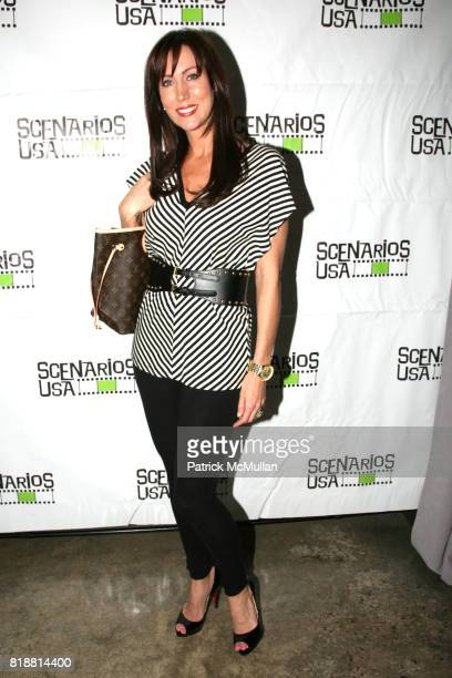 Melissa Zapin attends SCENARIOS USA 2010 Awards and Gala at Tribeca Rooftop on April 27 2010 in New York