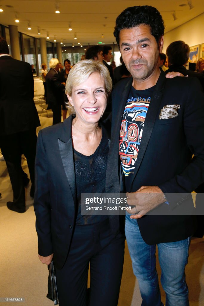 'Jerome Seydoux-Pathe Foundation' : Opening Party In Paris