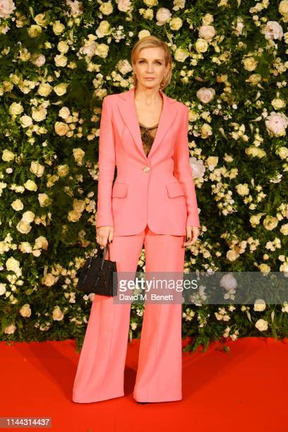 Melita Toscan du Plantier attends the 10th Annual Filmmakers Dinner hosted by Charles Finch Edward Enninful and Michael Kors at the Hotel du...